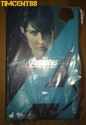 $ CDN382.17 • Buy Hot Toys MMS305 Avengers 2 Age Of Ultron AOU 1/6 Maria Hill Exclusive New