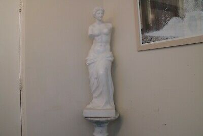 Large Solid Carrera White Marble Statue Of Venus (Museum Quality) • 1,400£