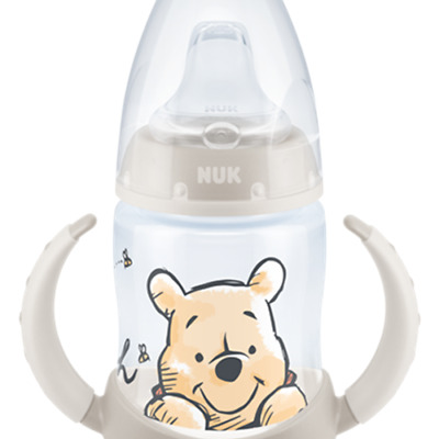 NUK First Choice Winnie The Pooh 150ml Learner Bottle Design May Vary • 7.49£