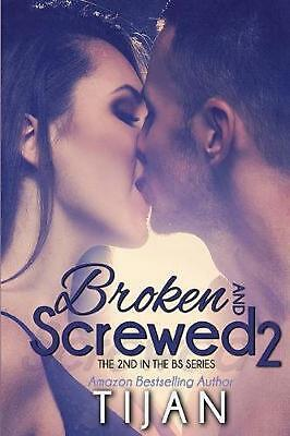 AU33.75 • Buy Broken And Screwed 2 By Tijan (English) Paperback Book Free Shipping!