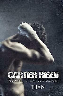 AU32.52 • Buy Carter Reed: Carter Reed Series, Book 1 By Tijan (English) Paperback Book Free S