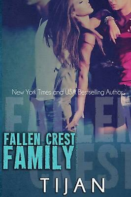 AU34.26 • Buy Fallen Crest Family By Tijan (English) Paperback Book Free Shipping!