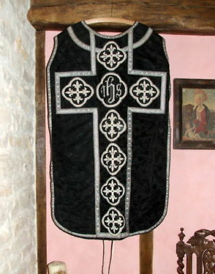 £80 • Buy Casula, Chasuble, Vestment (Vintage French)