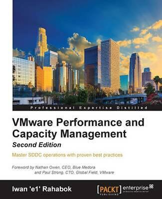 AU100.92 • Buy VMware Performance And Capacity Management, Second Edition By Iwan 'e1' Rahabok