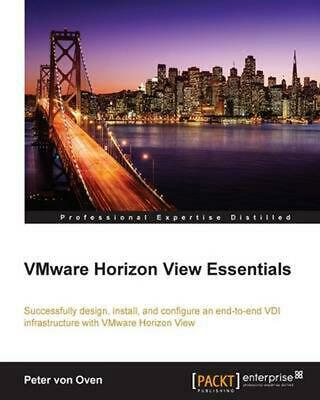 AU78.64 • Buy VMware Horizon View Essentials By Peter Von Oven (English) Paperback Book Free S
