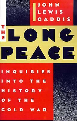 AU39.03 • Buy The Long Peace: Inquiries Into The History Of The Cold War By John Lewis Gaddis