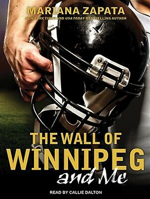 AU74.98 • Buy The Wall Of Winnipeg And Me By Zapata, Mariana CD-AUDIO