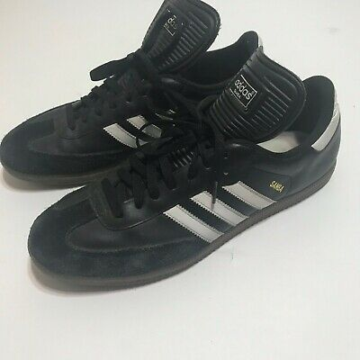 separation shoes 312d6 4eb45 Adidas Samba Classic Black White Soccer Shoes 034563 Mens 13 Indoor Futbol  • 39.99