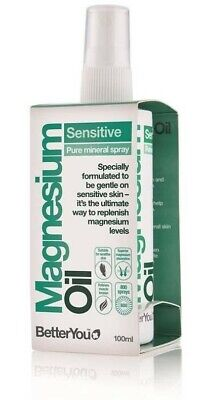 BetterYou Magnesium Oil Joint Spray (100ml) Goodnight Sensitive Joint CLEARANCE  • 6.95£