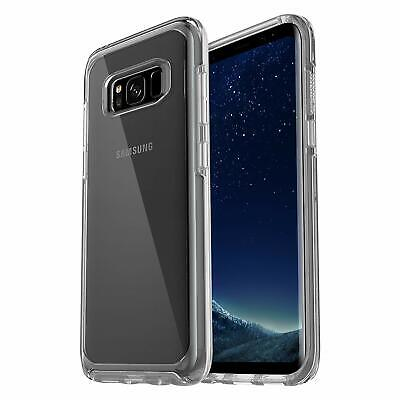 $ CDN17 • Buy Genuine OtterBox Samsung Galaxy S8 Symmetry Series ShockProof Case Cover Clear