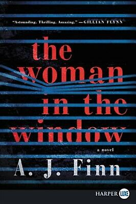 AU47.98 • Buy The Woman In The Window By Finn, A. J. 9780062791450 -Paperback