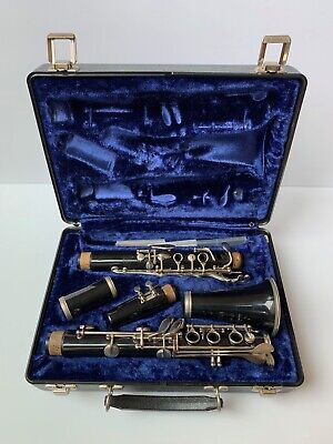$97 • Buy Selmer Bundy Resonite Clarinet