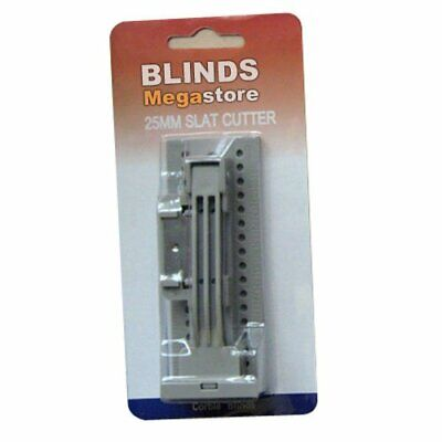 Venetian Blind 25mm Slat Easy Cutter. Blinds Accessories. • 9.70£
