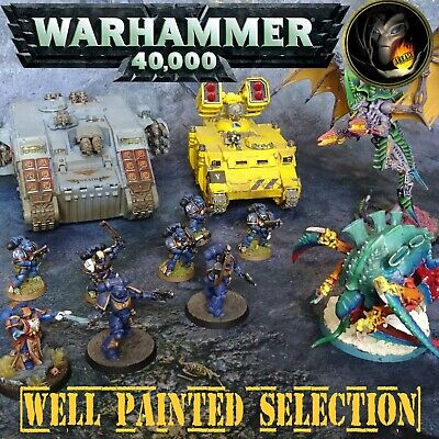 Warhammer 40k Age Of Sigmar, Very Well Painted Figures From Games Workshop  #A31 • 20£