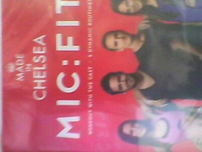 Made In Chelsea - MIC : FIT (DVD) New Sealed Free Postage • 2.99£