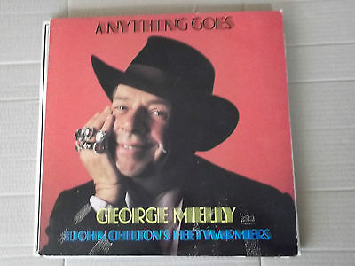 George Melly / John Chilton  - Anything Goes Lp • 6.64£