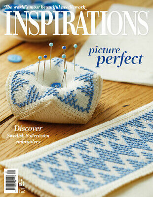 £8.95 • Buy Classic Inspirations Embroidery Magazine - Issue #101 (Feb'19) Inc P&P