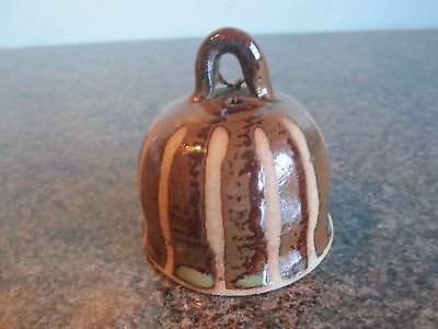 Studio Pottery - Small Bell • 12.99£