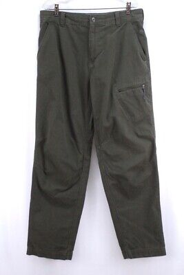 new arrivals 16450 3ff9d Mens Green NIKE ACG Cargo Pants Hiking Sport Trousers Cotton 34 X 32 •  34.99
