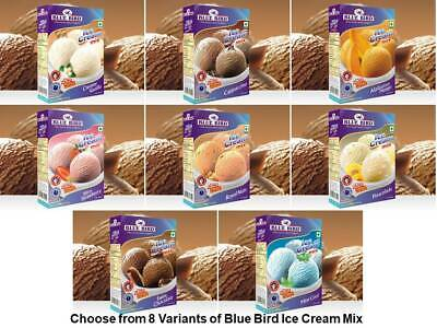 Blue Bird Ice Cream Mix Choose From 8 Variants 100 Gm Each Dessert From India • 6.20£