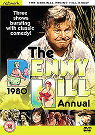 The Benny Hill Annual 1980 [DVD] BRAND NEW SEALED FREEPOST • 19.99£