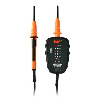 Socket And See VIP Pro Two Pole Voltage Tester • 29.95£