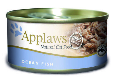 Applaws Natural Ocean Fish Cat Food | Cats • 53.63£