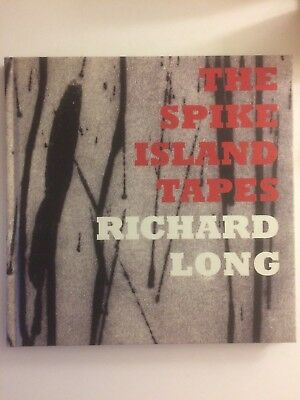 RICHARD LONG, 'The Spike Island Tapes' Exhibition Catalogue, 2015 • 21.99£