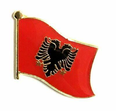 $ CDN7.67 • Buy Albania Lapel Hat Pin Tie Tac FAST USA SHIPPING