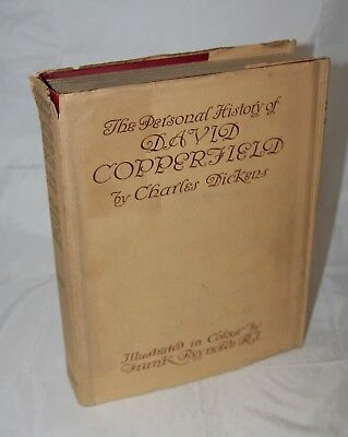Charles Dickens The Personal History Of David Copperfield  Frank Reynolds 1911 • 29.99£