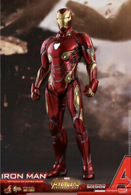 $ CDN1059.11 • Buy Hot Toys Avengers Infinity War 1/6 Iron Man Mark L 50  Diecast In Stock Sealed