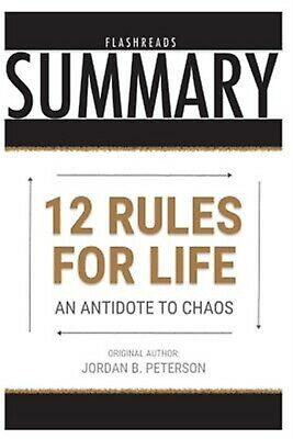 AU15.42 • Buy Summary: 12 Rules For Life By Jordan B Peterson: An Antidote  By Reads, Flash