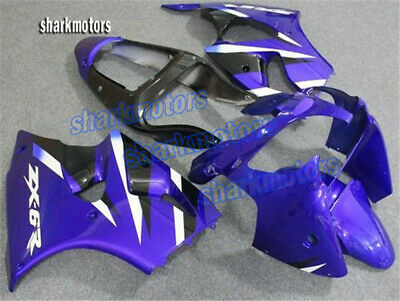 $369.53 • Buy Fairing ABS Mold Kit Fit For Ninja 636 ZX6R 2000 2001 2002 Bodywork Injection A3