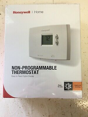 HONEYWELL HOME ACCUEIL NON PROGRAMMABLE THERMOSTAT CT31A