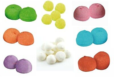 £4.48 • Buy Soft Paint Ball Marshmallows Large Multi Colour Mallow Sweets HALAL UK EXCLUSIVE