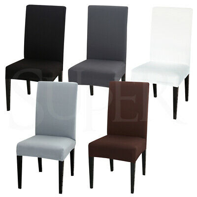 AU26.99 • Buy Stretch Dining Chair Cover Removable Slipcover Washable Banquet Furniture Covers