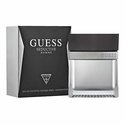 Guess Seductive Homme EDT Perfume Spray For Men 100ML DHL EXPRESS SHIPPING  • 105.99£