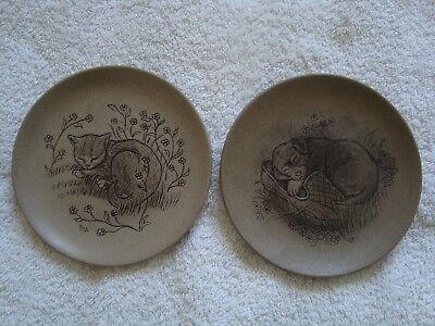 £3.50 • Buy 2 Poole Pottery Collectors Plates -  Lovely Items