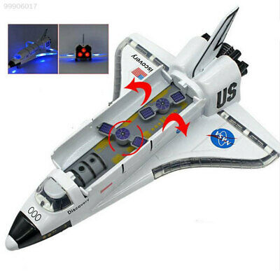 New Space Shuttle Rocket Nasa Diecast Model Toy Children Die Cast Fun Friction • 10.68£