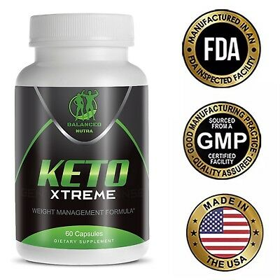 $11.89 • Buy Keto Diet Pills Keto Xtreme Best Weight Loss Diet Pill Carb Blocker 30 Day Pack