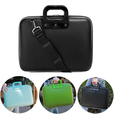 $ CDN51.04 • Buy SumacLife Leather Laptop Sleeve Case Bag For 15.6  Dell New XPS 15/Alienware M15