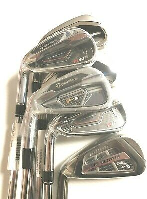 Left Handed Single Irons From £25.00 • 75£