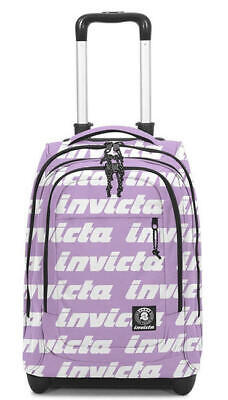 6429174d45 ZAINO TROLLEY Invicta Extra Bump Trolley Lettering PAS/LILAC 2060018B3.333  • 74.99€