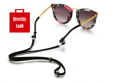 AU2.95 • Buy Sunglasses Reading Glasses Strap Cord Lanyard Strap Spectacle Holder String