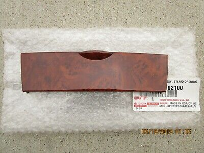 $89.99 • Buy 03-08 Toyota Corolla Dash Instrument Climate Control Panel Upper Cover Brown New