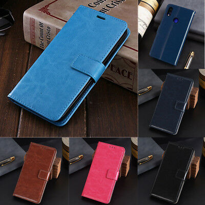 $4.65 • Buy Magnetic Leather Case For Xiaomi Redmi Note 9 9S 8T 7 6 Pro 4X Flip Wallet Cover