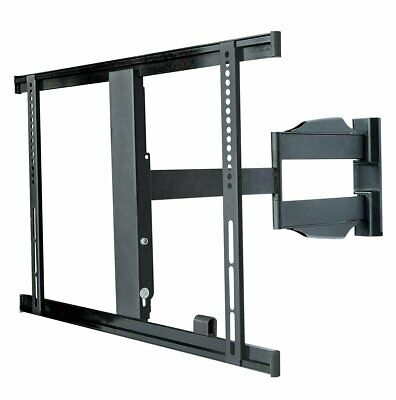 Universal Pull Out Swivel Wall Bracket Ideal For Logik 55 Inch TVs • 59.99£