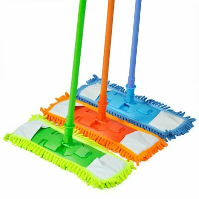 Have Duty Extendable Microfibre Mop Cleaner  Wooden Laminate Tile Floor Wet Dry • 5.93£