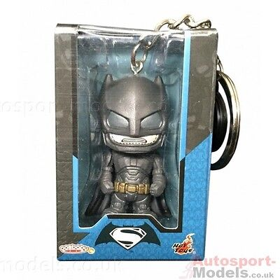 $ CDN31 • Buy Batman V Superman  ~ Armoured Batman ~ Cosbaby Keychain Figure By Hot Toys