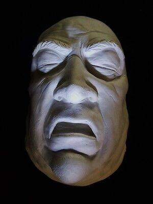£16 • Buy TOR JOHNSON DEATH MASK Wall Hanging Life Sized Gaff  SIDESHOW